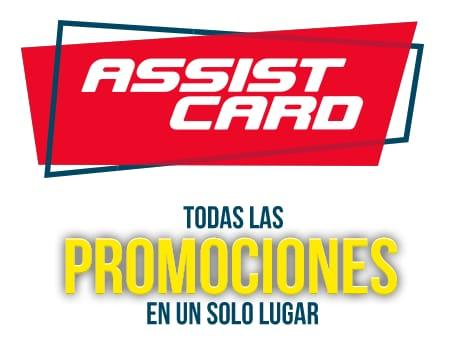 Cyber monday Assist card