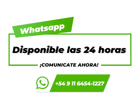 Whatsapp 24hs Contrata tu Asistencia al viajero