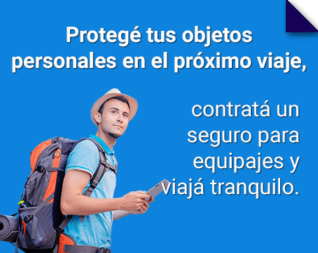 seguro para equipajes