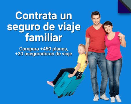 10% off en seguro de viaje familiar