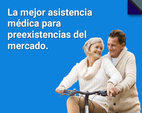 Asistencia medica para preexistencias