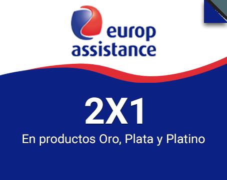 Europ Assistance 2x1