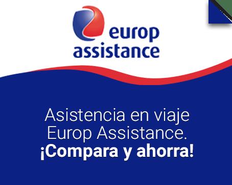 Asistencia en viaje Europ Assistance