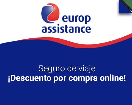 Seguro de viaje Europ Assistance