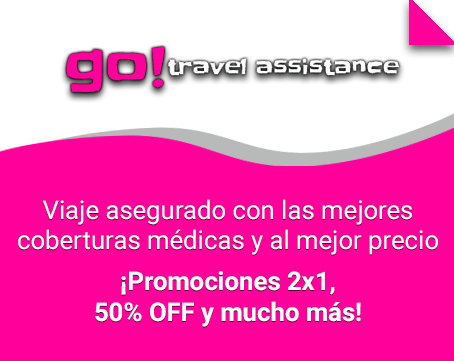 Go Travel Assistance promociones