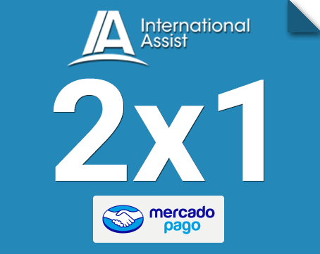 2x1 en los planes de International Assist