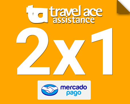 2x1 en los planes de Travel Ace Assistance