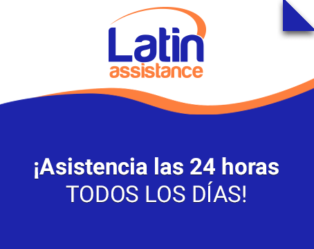 Asistencia al viajero Latin Assistance