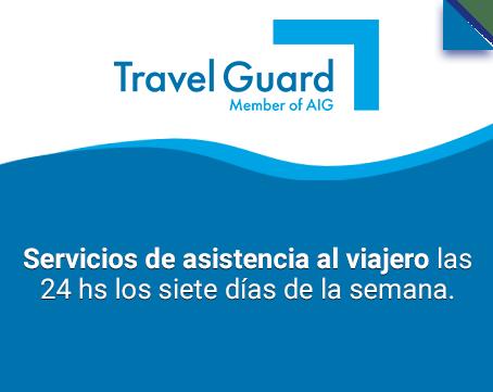 Asistencia al viajero Travel Guard