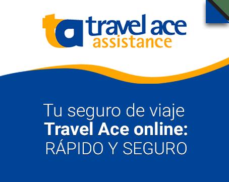 Seguro de viaje Travel Ace