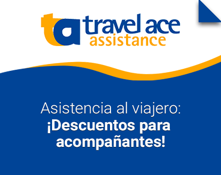 Asistencia al viajero Travel Ace