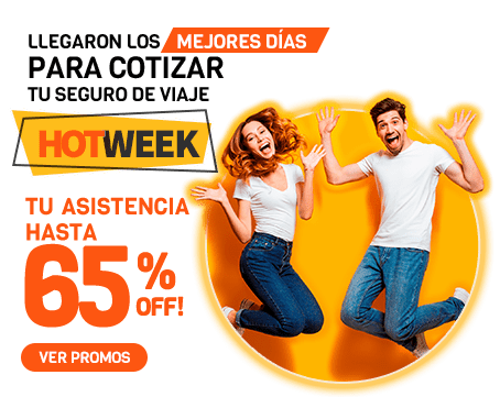 Hot sale 2019 Asistencia al viajero